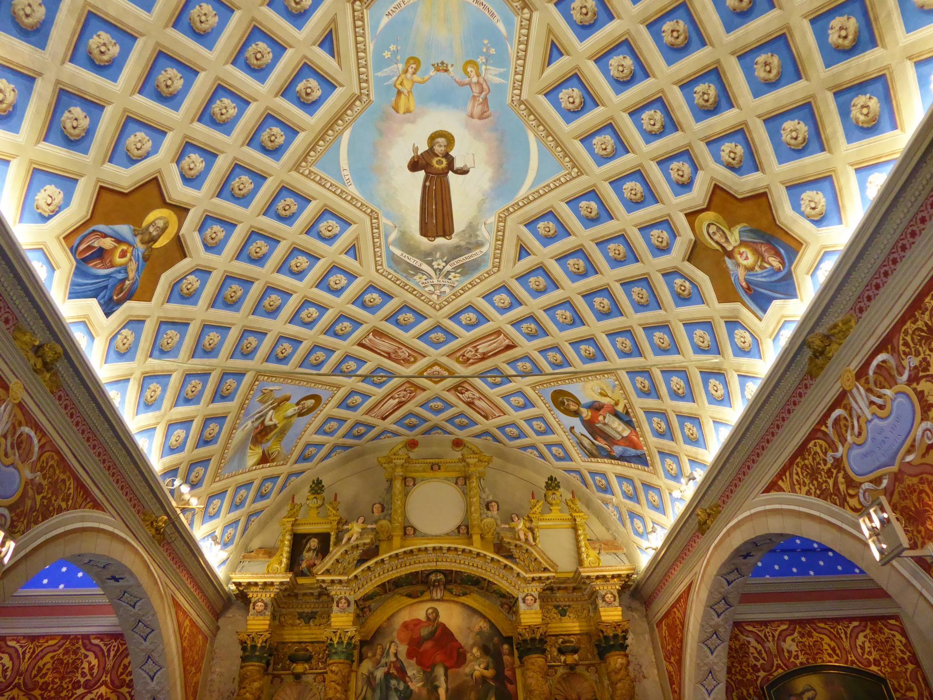 Chapelle St Bernardin
